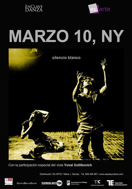 Marzo 10, NY